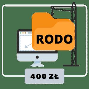 wdrożenie RODO na stronę internetową